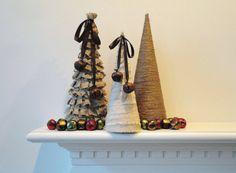 10 Rustic Handmade Christmas Decorations