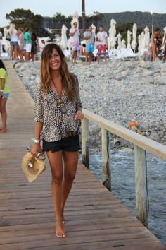 possible tenidas for the beach | mytenida en stylelovely.com