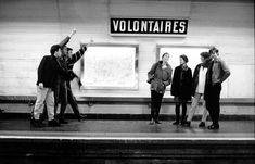 Literal Translations Of Paris Subway Stops