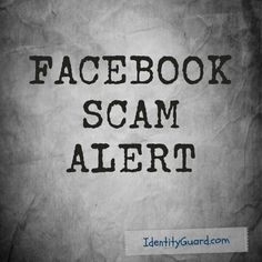 Newest Facebook #Scam alert. Be sure you don't have this trojan horse file on your computer.