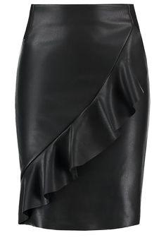 Vero Moda VMRUFFLE SHANE - Kynähame - black beauty - Zalando.fi