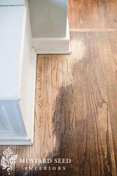 tips on sanding floors - Miss Mustard Seed