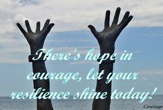Courage - Google+