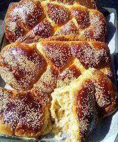 Greek Sweets, Greek Desserts, Greek Recipes, Vegan Desserts, Cake Mix Cookie Recipes, Cake Mix Cookies, Vegetarian Recipes, Cooking Recipes, Greek Cooking