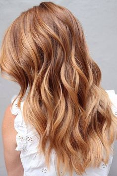 105 Best Copper Blonde Hair Images In 2019 Hair Coloring