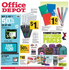 Office Depot Sneak Peak At Online Tech Deals  My Favorite