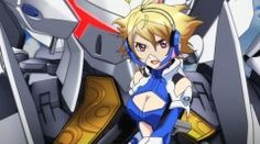 Bilingual 'Cross Ange' Anime Toplines Sentai Filmworks June 2016 Anime DVD/BD Schedule | The Fandom Post