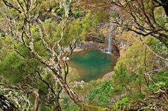 Lagoa do Vento (Wind Lagoon), Madeira Island - Portugal