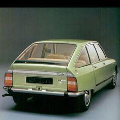 1977 Citroen GS Source: www.productioncars.com