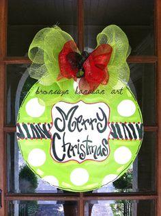 Zebra+Ornament+Door+Hanger++Bronwyn+Hanahan+by+BronwynHanahanArt,+$50.00