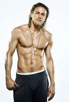 Charlie Hunnam, damn. If only he would have been  Christian Grey