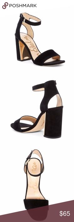 4bcfe4a5798c  NIB  Sam Edelman Synthia Open Toe Sandal Looking for a sandal that s  trendy and