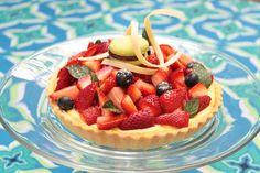 Tarta Frutilla - Atelier Pastry 2