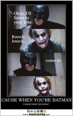 Batman! Thought I already pinned this but oh well