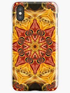 Buy 'Ruby Fractal' by TedRaynor2 as a Graphic T-Shirt, Women's Chiffon Top, Contrast Tank, Graphic T-Shirt Dress, iPhone Case/Skin, iPhone Wallet, Case/Skin for Samsung Galaxy, Poster, Throw Pillow, Floor Pillow, Tote Bag, Studio Pouch, Du...