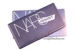 Consigli di Makeup: NarsISSIST Eye Palette - Nars Cosmetics [Swatches ...