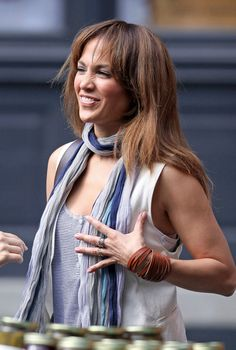 Jennifer Lopez's outfits on The Back-up Plan... I love them all!