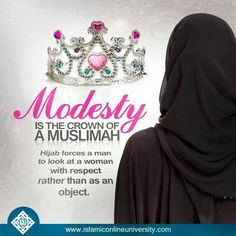 Sisters, would you rather be looked at with respect or as an object?