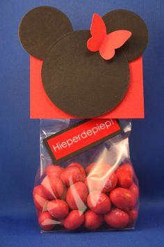 kittys craft: Mickey Mouse treat