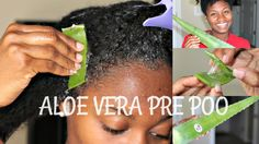BEST Natural Hair Pre Poo EVER! [Video] - https://blackhairinformation.com/video-gallery/best-natural-hair-pre-poo-ever-video/