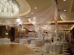 A white wedding.