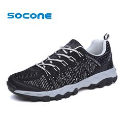 8a4fd9e089a9 Unisex Outdoor Running Shoes Men Sport Sneakers Breathable Fly Knit Women  Walking Shoes Trail Running Shoes For Men