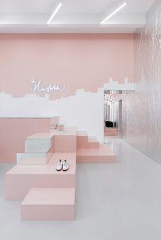Blushhh! Secret Shop | AKZ Architectura