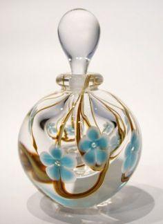 Powder Blue Flower