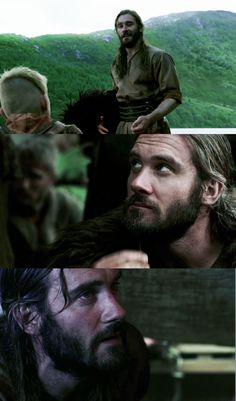 Clive Standen as Rollo Lothbrok - Vikings