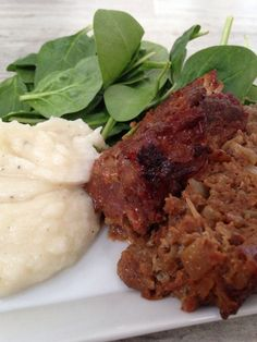 i love a good meatloaf and i love onions.  so even if i am the only person pleased by this post, know that i am very happy when these onions and meatloaf joined forces. luckily, i know my carnivorous family will scarf this down, so it will not be wasted! serve with my garlic mashed...