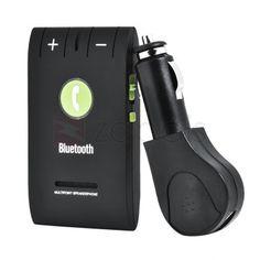 Smart Hands-Free Bluetooth Car Kit Music Receiver