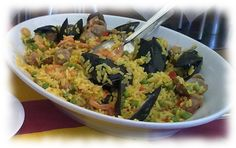 Paella Valenciana - Follies of Cooking