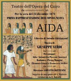 #Aida #Verdi #Opera