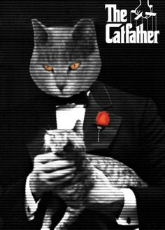 Winter Sale - Use code: SNOWMAN Buy 3-4 get 15% OFF | 5+ 25% OFF. The Catfather Movie parody  Poster printed on metal plates.   #poster #displate #online #cats #shopping #popular #homedecor #family #movieposter  #art #gifts #onlineshopping #sales #discount #save #movies #film #cinema #godfather #parody #movieparody #thecatfather #cat #father #sale #deals #39#psychomovieposter #home #giftsforhim #giftsforher #homegifts #campus #dorm #cinemaclub