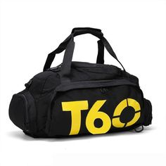 ANAWISHARE Men Travel Bags Women Luggage Travel Duffle Bags Nylon Waterproof Daily Travel Handbag Bag Shoulder Bag Bolso Deporte
