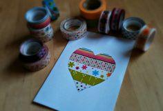 Decorate your Oxfam Unwrapped envelopes with #washitape | Versier je Oxfam Pakt Uit enveloppen met washitape | Décorez vos enveloppes Oxfam s'emballe avec de la bande adhésive multicolore