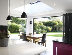 Awesome open plan kitchen from Apropos!