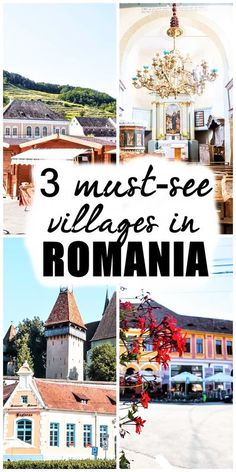 Romania has an extremely beautiful rural life, and the charm of these 3 must-see villages in Transylvania is the only proof you need. #romania #romanianvillage #village #transylvania #exploreromania #visitromania #travelblog #rural 3 must-see villages in Transylvania, Romania | best places in Romania | beautiful villages in Transylvania | rural Romania | things to do in Romania | what to visit in Romania | Romania attractions | romania travel guide | romania travel nature | romania travel…