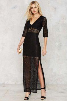 Vestido de encaje Dita - La tienda del partido   Salidas   Midi + Maxi