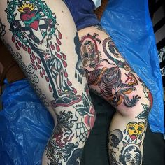 SWAY TATTOOER,JOE ELLIS & WOLF SPIT