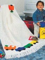 Free Crochet Patterns: Free Crochet Baby Afghans II