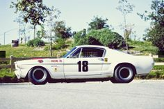 1965 Shelby Mustang GT350 Race Trim