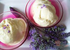 chute a vône mojej kuchyne. Lavender Ice Cream, Ale, Frozen, Goodies, Sweet, Desserts, Food, Icecream, Sweet Like Candy