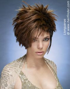 Short Spiky Hair For Women Newhairtrends Resulotion W 320px H
