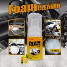 Car Cleaning Hacks, House Cleaning Tips, Cleaning Solutions, School Bus Tiny House, Everyday Hacks, How To Clean Furniture, Useful Life Hacks, Organization Hacks, Clean House