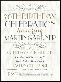 Image result for 80th birthday invitations ideas for sw birthday birthday invite tiny prints filmwisefo