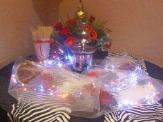 Fuentes de chocolate, decoración de eventos, postres creativos y mesas de dulces