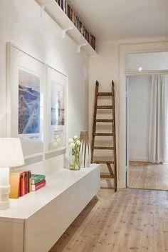 a simple life afloat: Hallway Storage | Home | Pinterest | Hallway ...