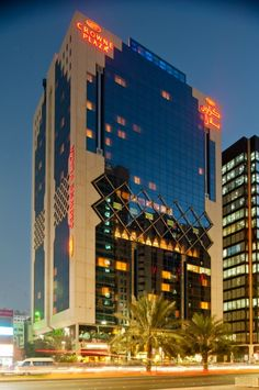 one of the best hotels in the city of Abu Dhabi