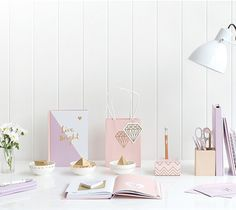 For girls who have grown out of Smiggle, Kikki K has a beautiful range of stationary including pens, notepads, journals, diaries, sticky notes and stamps perfect for gifts.